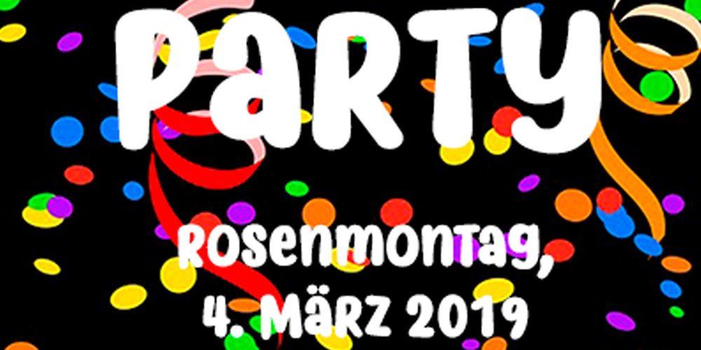 Rosenmontags-Party im Jugendtreff Fischbach