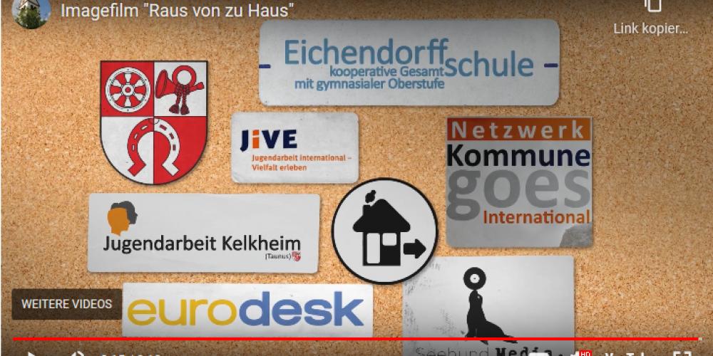 Kommune Goes International – eine Kooperation zwischen Stadt Kelkheim und Eichendorffschule