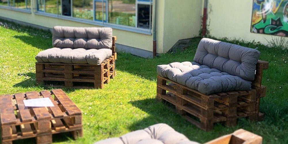 Osterferien Outdoorprojekt
