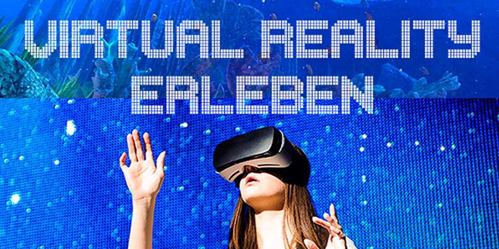 Virtual Reality erleben im Jugendzentrum Mitte